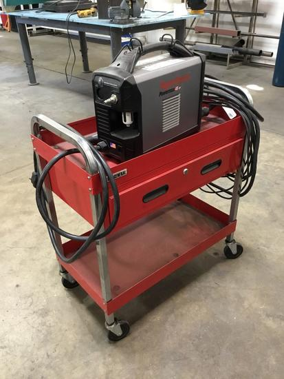 Hypertherm Powermax 45XP Plasma Cutter with Cart ***WORKING***