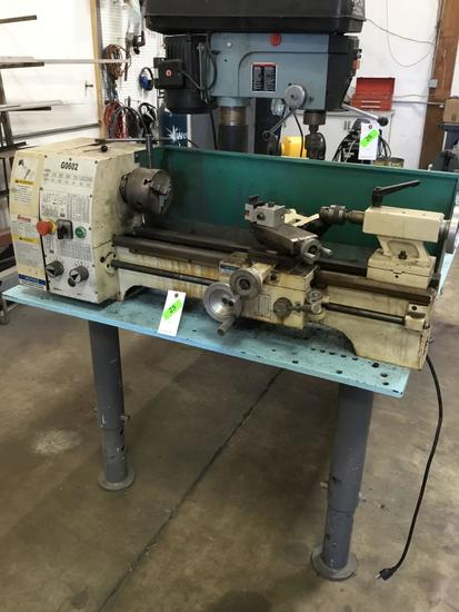 Grizzly Benchtop 10in x 22in Metal Lathe***WORKING***