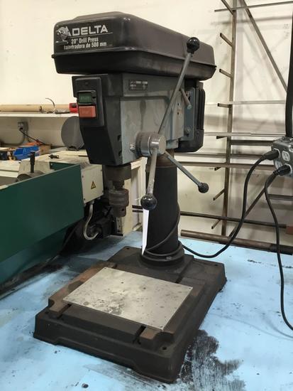 Delta 20in Benchtop Drill Press ***WORKING***