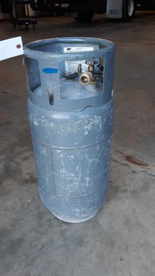 Forklift Style Propane Tank