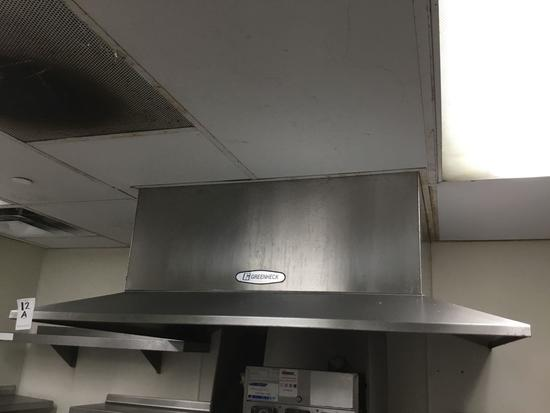 GREENHECK Commercial Kitchen Ventilation System