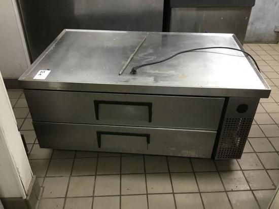 Low Profile 2 Drawer Warmer