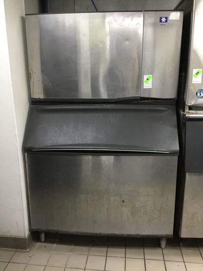 Manitowoc Commercial Ice Maker***WORKING***