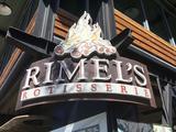 Custom RIMEL'S Rotisserie Overhead Sign