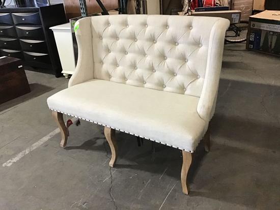 Scott Living Upholstered Bench