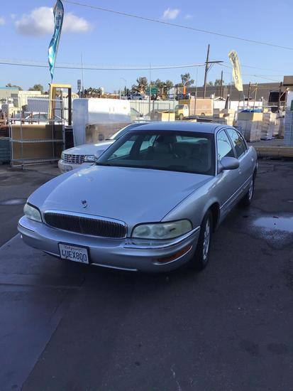 2002 Buick Park Avenue***FOR DEALER OR EXPORT ONLY***VEHICLE WAS DRIVEN TO FISCHER LOT***