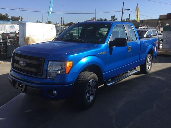 2013 Ford F-150 STX Super Cab