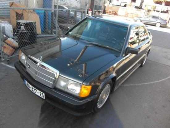 1986 Mercedes-Benz 190E 2.3-16***SINGLE FAMILY OWNED***