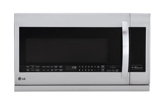 LG 2.2 cu. ft. Over The Range Microwave Oven