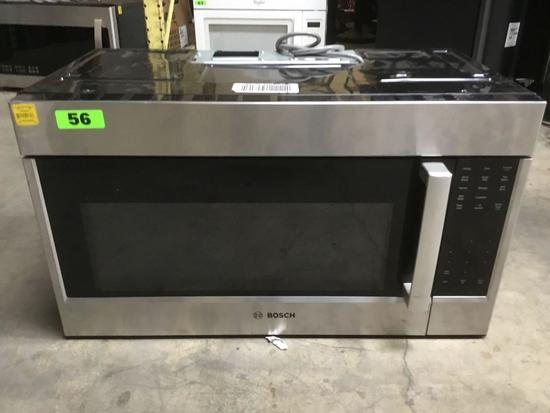 Bosch 1.2 cu. ft. Over The Range Microwave Oven
