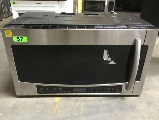 Samsung 1.7 cu. ft. Over The Range Microwave