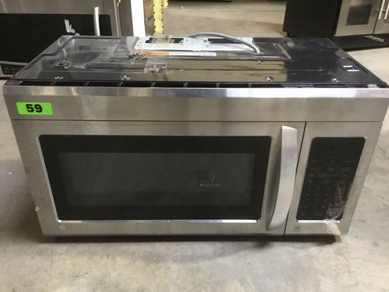 LG 1.8 cu. ft. Over The Range Microwave Oven