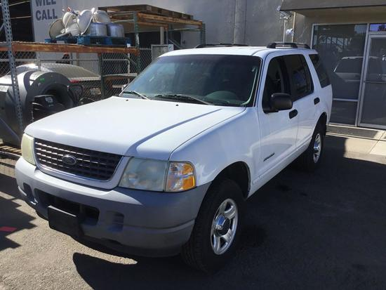 2002 Ford Explorer XLS***FOR DEALER OR EXPORT ONLY***