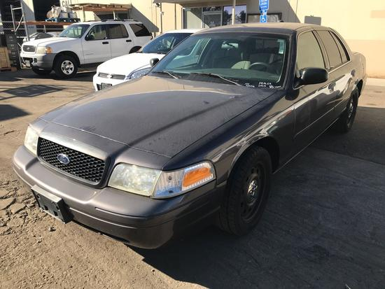 2007 Crown Victoria ***FOR DEALER OR EXPORT ONLY***