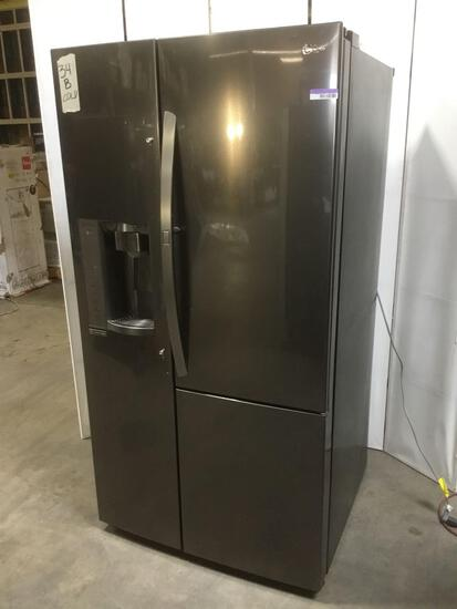 LG 26.1 cu. ft. Side By Side Refrigerator***GETS COLD***