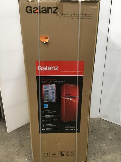 Galanz 12 cu. ft. 2 Door Refrigerator