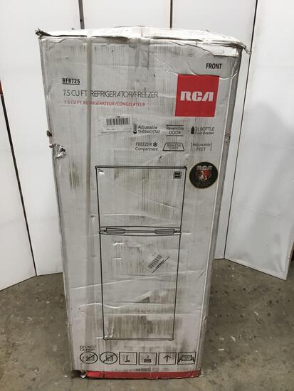 RCA 7.5 cu. ft. 2 Door Mini Refrigerator