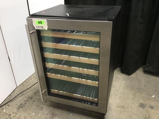 U-Line 48-Bottle Wine Cooler***GETS COLD***