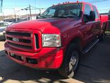 2005 Ford F-350 XLT Super Duty 4x4 Crew Cab with KNAPHEIDE Service Body***FOR DEALER OR EXPORT ONLY*