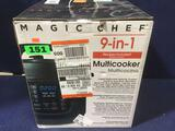 Magic Chef 9 In 1 Multicooker