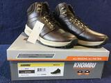 Khombu Mens Size 8 Boots in Brown