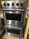 Viking 30in. Double Electric Oven