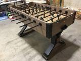 Wells Universal Wooden Foosball Table