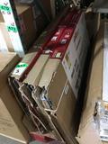 (3) Husky 5-Shelf Heavy Duty Storage Units