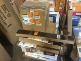 Lot of Assorted Household Organization Items