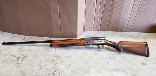 Browning Light Twelve 12ga. Semi-Automatic Shotgun with Case