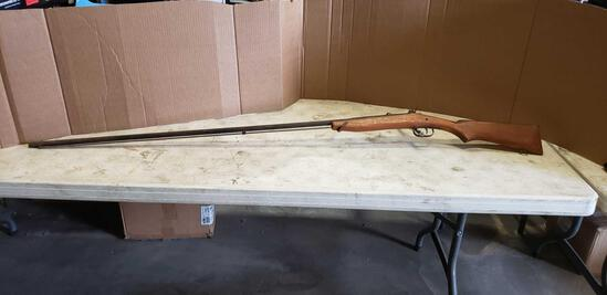 Vintage Smooth Bore Caplock Rifle