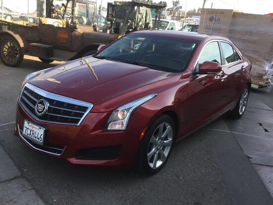 2014 Cadillac ATS 2.0 Turbo