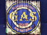 Metal Decorative Gas Sign