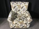 Coaster Floral Accent Chair