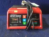 CEN-TECH Amp 12V Manual Charger With Engine Start