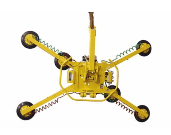Woods Powr-Grip 1100lbs. DC Quadra Tilt Rotator
