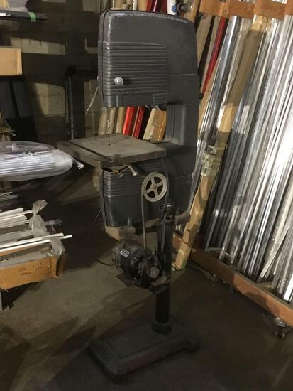 Vintage Craftsman 12in. Vertical Band Saw