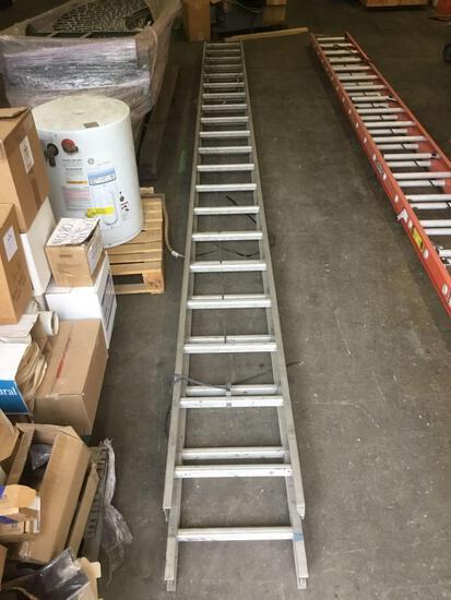 40ft. Aluminum Werner Extension Ladder