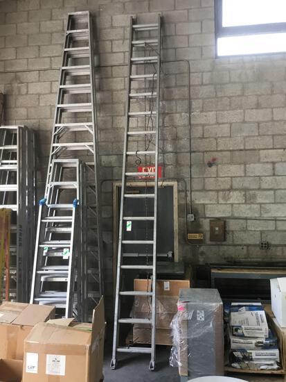 32ft. Aluminum Werner Extension Ladder