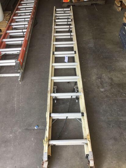 24ft. Fiberglass Extension Ladder