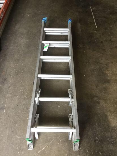 12ft. Aluminum Werner Extension Ladder