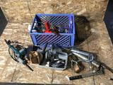 Lot of Assorted Tools and Screen Samples
