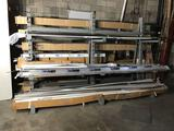 10ft X 7ft Cantilever Rack