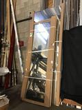 Lot of Mirrored Wardrobe Doors