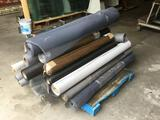Pallet Lot of Assorted Sized Screens