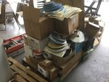 Pallet Lot of Assorted Glazing Tape