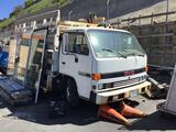 1990 GMC ELECTROMATIC FORWARD Diesel 4000 with 12ft Flat Bed***NOT RUNNING***