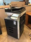 KONICA MINOLTA FK-502 Color Copier, Printer and Scanner***WORKING***