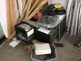 Lot of Assorted Printers and Parts