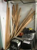 Lot of Assorted Trim Pieces